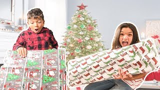 Download CHRISTMAS MORNING! opening presents & HUGE surprises! Mp3 and Videos