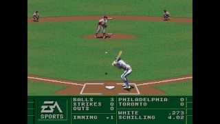Tony La Russa 95 ... (Sega Genesis)