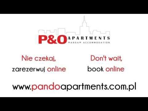 P&O Warsaw Apartments Accommodation - Noclegi w Warszawie