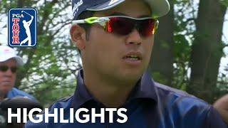Hideki Matsuyama's highlights   Round 1   3M Open 2019