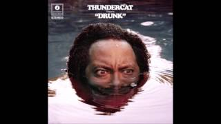 """Thundercat """"Drunk""""-  Rabbot Ho/Captain Stupido"""