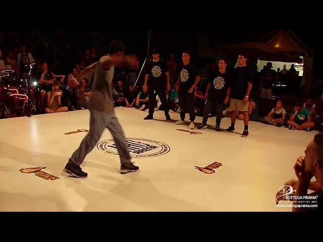 Arcopom Crew vs Total Feeling @Hip Hop Connection 2017