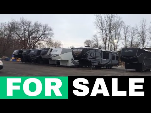 Fifth Wheels for SALE - In Stock Inventory