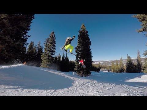 Snowboarding Colorado