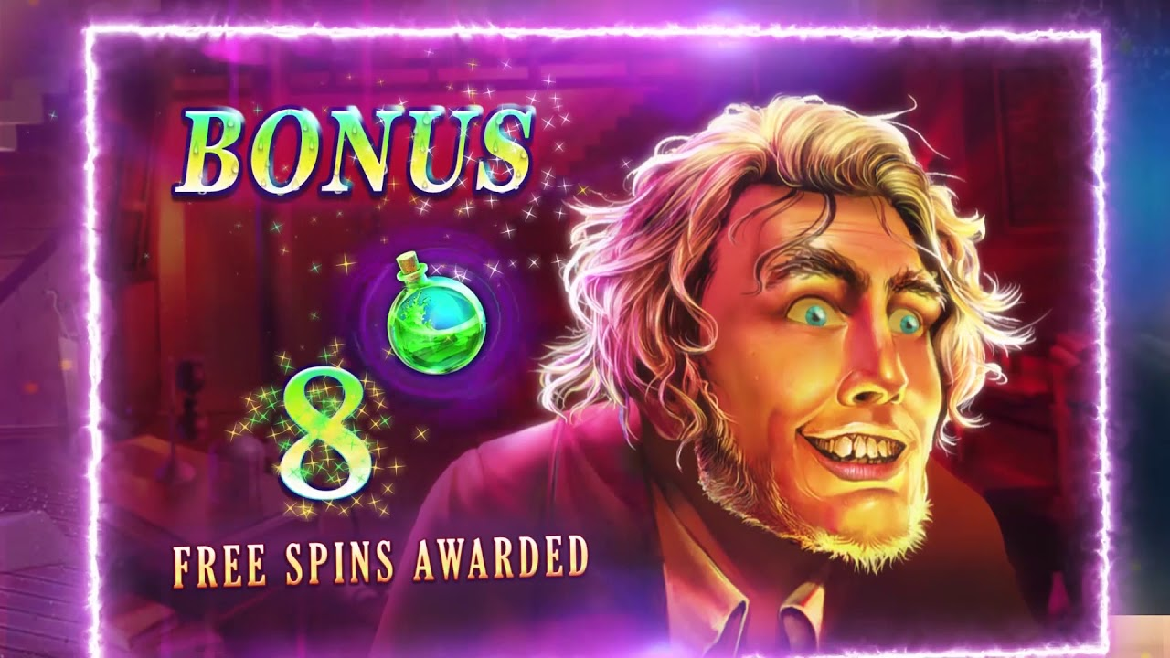 Mr. Hyde's Wild Ride  - Jackpot Party Casino Slots