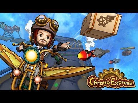 Chrono Express - Universal - HD Gameplay Trailer