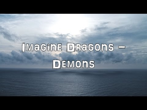 Imagine Dragons - Demons [Acoustic Cover.Lyrics.Karaoke]