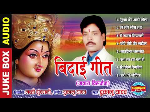 BIDAI GEET - बिदाई गीत - DUKALU YADAV - CG SONG - Bidai Collection - Dukalu Yadav Hit's - Lord Durga