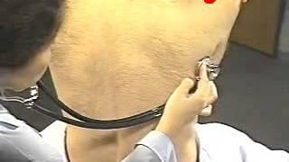 Adventitious Breath Sounds - Âm thở ở vùng ngực sau