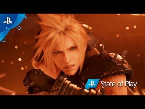Final Fantasy 7 Remake devrait être divisé en deux parties