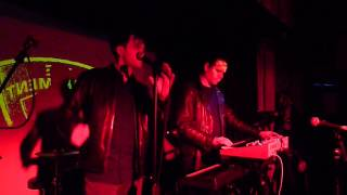 The Department 08 As If Transformed (The Cavendish Arms 23/01/2015)