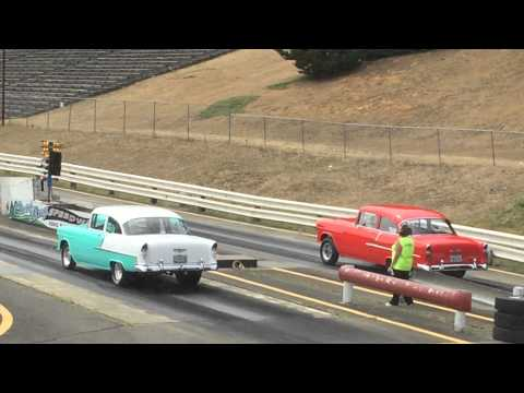 Pro et bracket dragracing pro final taken from the tower at coos bay speedway (headphone warning)