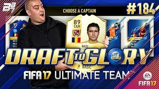 DRAFT TO GLORY! THE WORST.. LITERALLY! #184 | FIFA 17 ULTIMATE TEAM