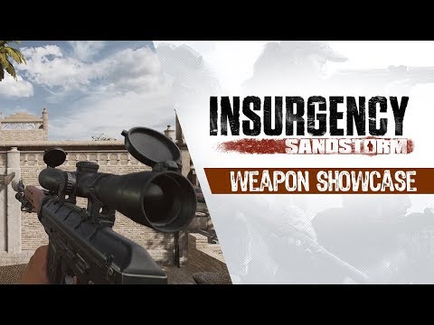 Insurgency: Sandstorm - Weapon Showcase | SVD