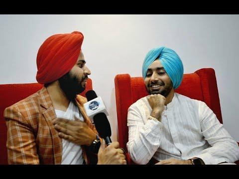 Satinder Sartaaj | Interview | RJ Harmanjot Sidhu | Desi World Radio | 2018