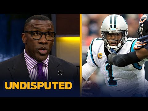 Chicago Bears should seriously consider trading for Cam Newton  Shannon Sharpe | NFL | UNDISPUTED