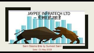 Jaypee Infratech - Can become multibagger? Yes , why?