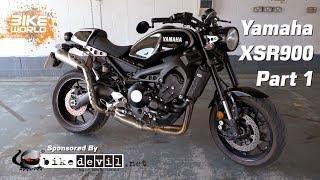 Yamaha XSR900 Long Term Review Part 1 (Bike Introduction)