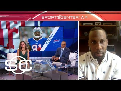 Retired Anquan Boldin Talks NFL And Helping People | SportsCenter | ESPN