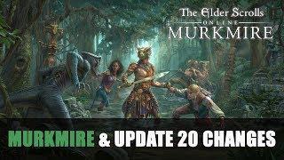 Elder Scrolls Online: Murkmire DLC - Murkier And Murkier