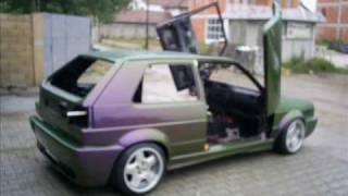 VW Golf 2 Barbaro