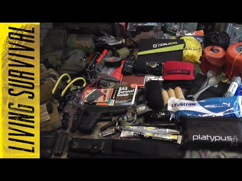 Essential Items for a Bug Out Bag