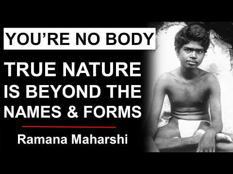 Ramana Maharshi on How To Know The Self by Direct Experience? Self-Realization State | Be As You Are