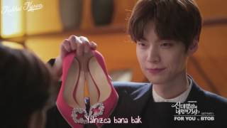 [Türkçe Altyazı] BTOB _ For You (Cinderella And The Four Knights OST Part.1)
