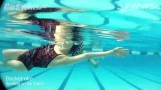 Backstroke - Working on the Catch