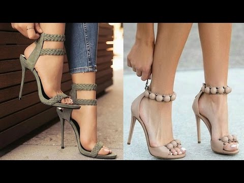 Juvenil Zapatos Verano Youtube 2018 De Moda Primavera Mujer 2017 Para 3SjL4Rc5Aq