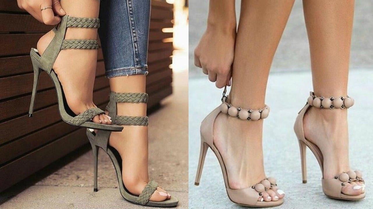 Zapatos De Moda 2020 2021 Primavera Verano Para Mujer Youtube