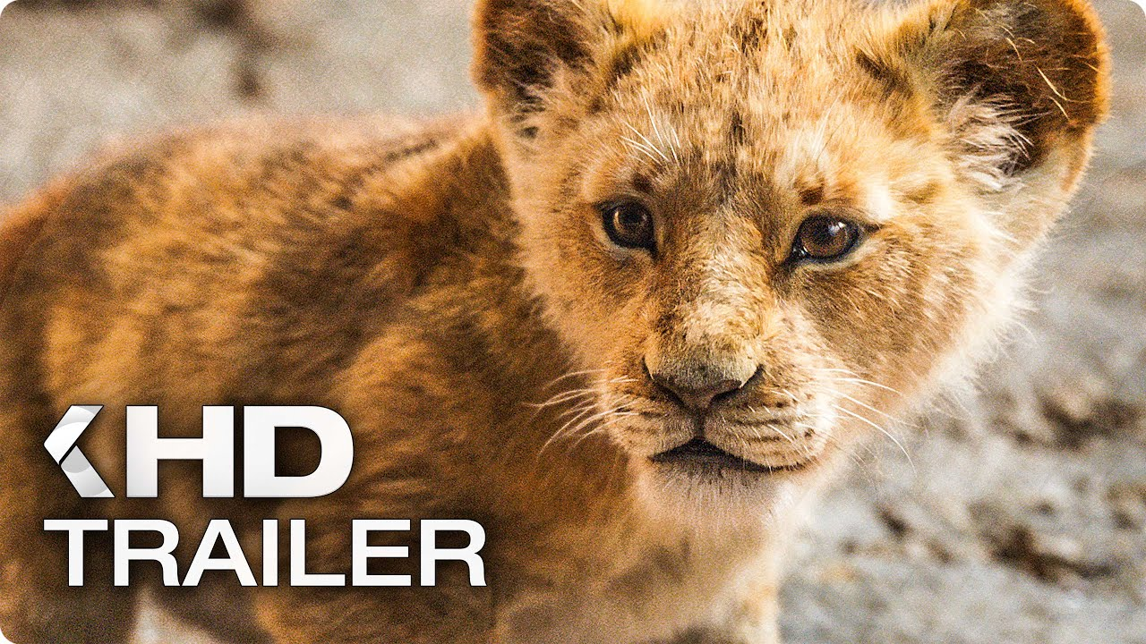 The Lion King 3 Minutes Trailers 2019