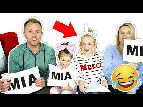 WHO'S MOST LiKELY TO... 🤣 PARENTS VS KiDS!