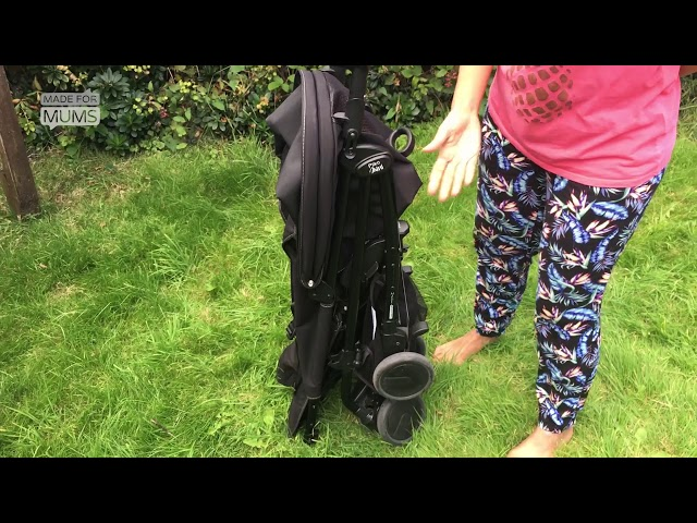 How to fold and unfold the Peg Perego Pliko Mini | MadeForMums