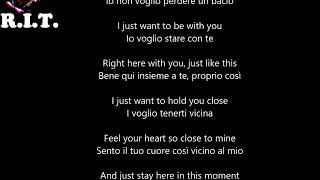 I Don't Want To Miss A Thing -  Aerosmith con testo e traduzione