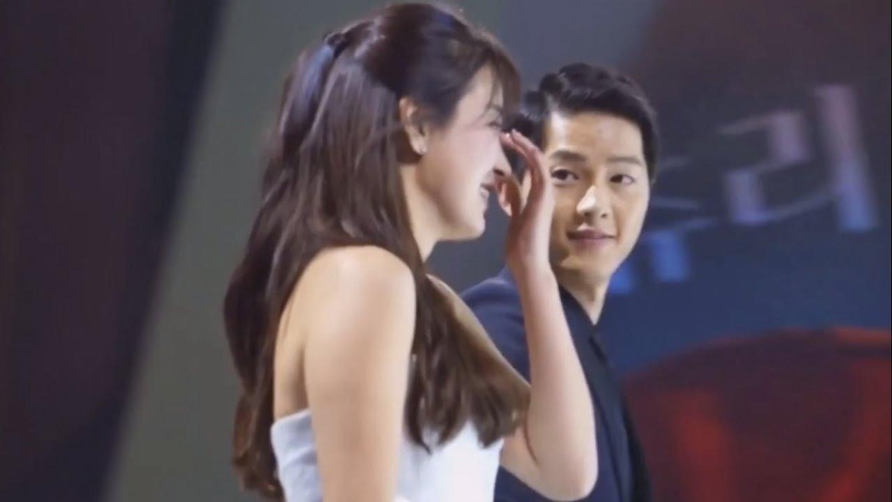 Song Joong Ki Song Hye Kyo - Love is the moment | Doovi