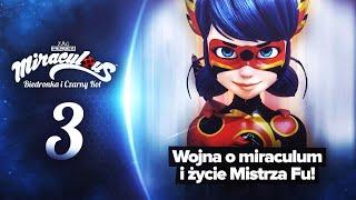 MIRACULUM |  Żegnaj Mistrzu Fu, witaj nowa strażniczko! Finałowy odcinek!  | S3: Miracle Queen