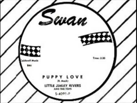 Little Jimmy Rivers and the Tops - Puppy Love (SWAN 4091)