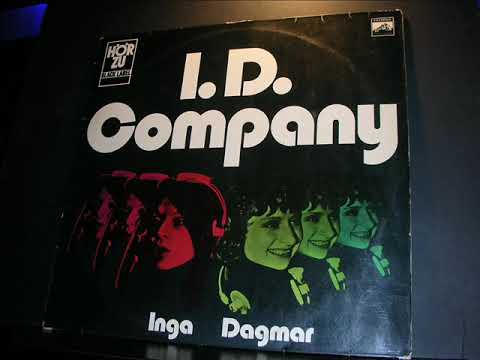 I.D Company ( 1970 ) full album