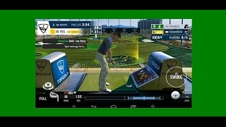 TopGolf Target Golf Game App - Let's Play - Hosted by Yancy screenshot 4