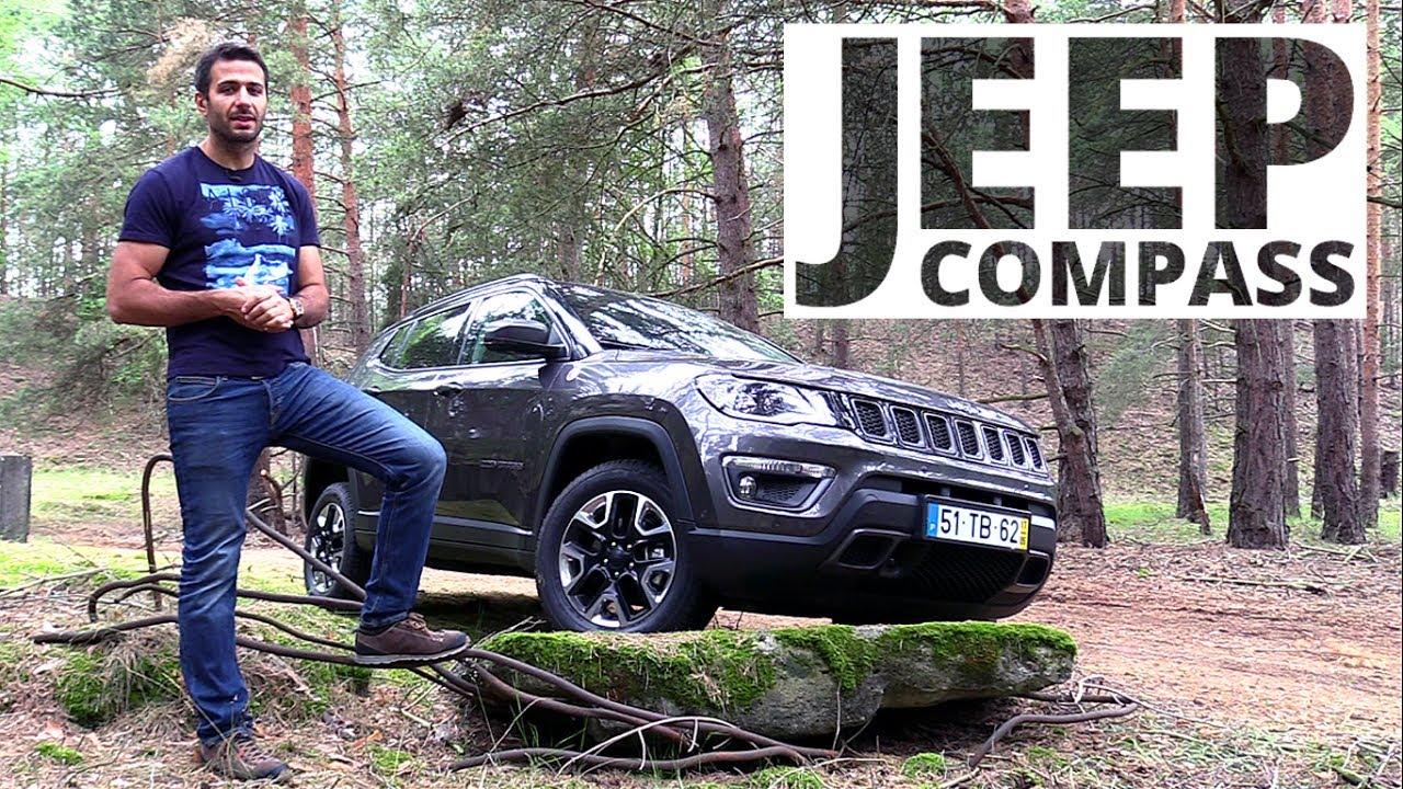 Jeep Compass, 2017 – pierwszy test AutoCentrum.pl #338