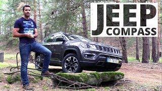Jeep Compass, 2017 pierwszy test AutoCentrum.pl 339