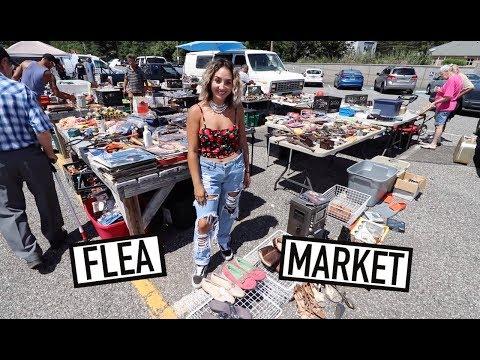 BACK SELLING AT FLEA MARKET - Vineland Farmers Market!
