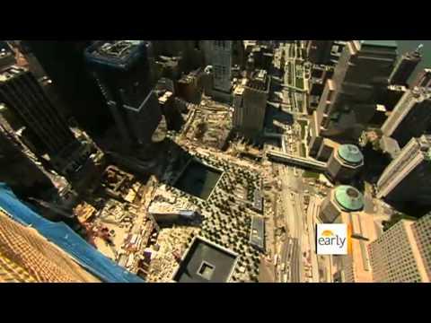 Ground Zero's ten year transformation