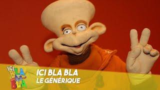 Ici bla bla