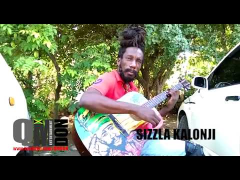 SIZZLA KALONJI Exclusive! Unplugged at Home | Nov. 2017
