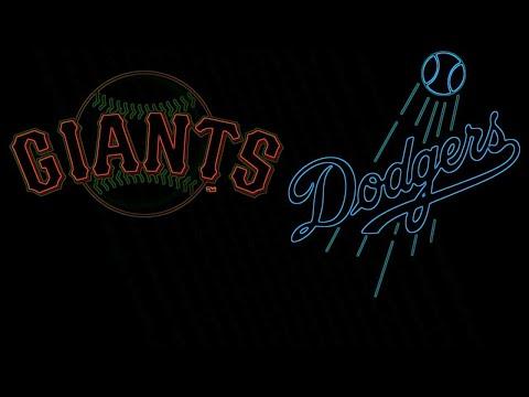 SF Giants vs LA Dodgers Postgame Stream