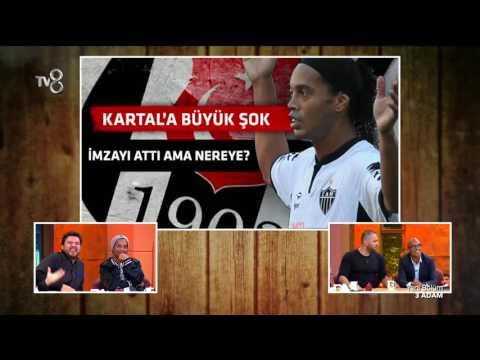 Ronaldinho Türk Takımlarına Transfer Haberlerine Ne Yorum Yaptı? | 3 Adam