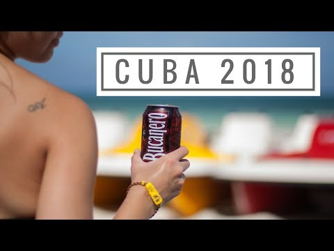 TRAVEL VLOG - CUBA 2018!