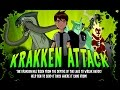 Ben 10 - KRAKKEN ATTACK (Cartoon Network Games)